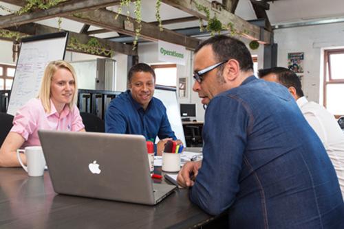 Développement des pratiques collaboratives